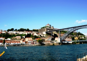 Paisagem Urbana/serra do pilar Gaia Porto