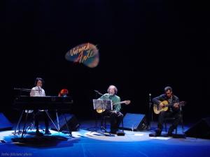 Espetáculos/Leila Pinheiro, Eduardo Gudin e Guinga