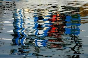 Outros/cores na agua...