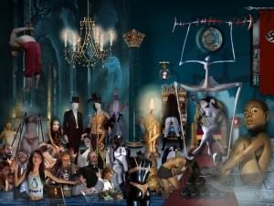 Arte Digital/Awaken (IX– Papa Pingo I)