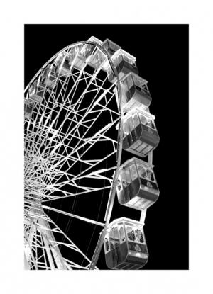 Paisagem Urbana/A grande roda...
