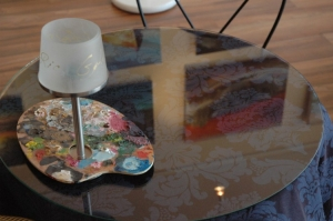 Outros/A mesa do pintor