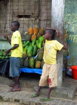 Gentes e Locais/Vendedores de fruta