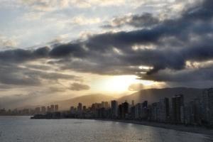 Paisagem Urbana/Um olhar sobre Benidorm...