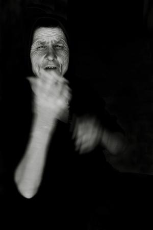 Retratos/Cigana #02