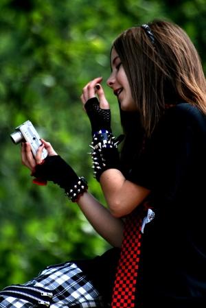 /Uma especie de Avril Lavigne