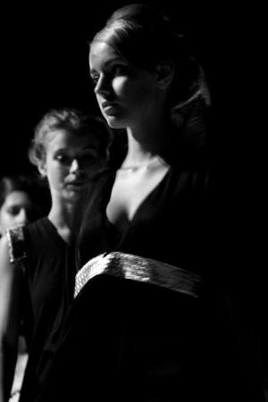 Moda/3. Do glamour da escuridão...