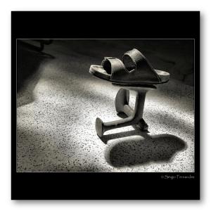 Abstrato/Descalços...