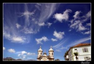 Gentes e Locais/Sob o Céu de Ouro Preto