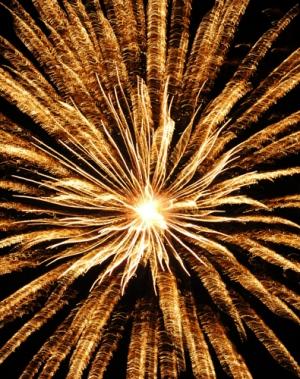 Espetáculos/Fogo de Artificio