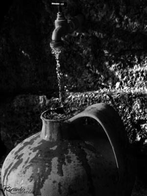 """Paisagem Natural/""""Água fresca"""""""