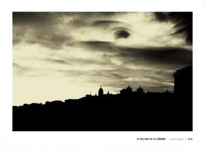 /A nuvem e a cidade