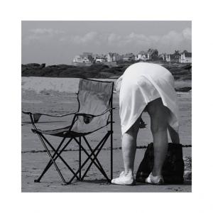 /la plage;)