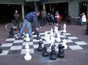 Outros/Xadrez em Amesterdão