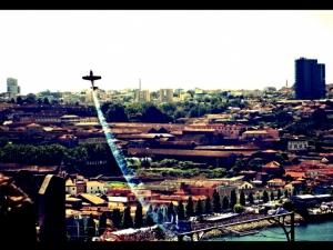 Paisagem Urbana/Redbull Air Race