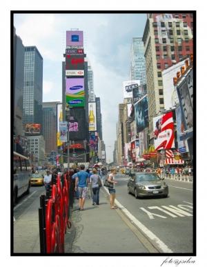 Outros/Times Square (New York)... o centro do Mundo.