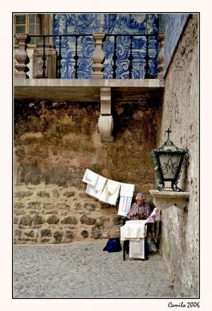 Gentes e Locais/Bordadeira de Óbidos