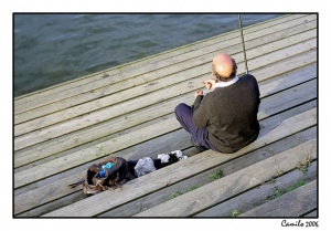 Gentes e Locais/Pescador à linha