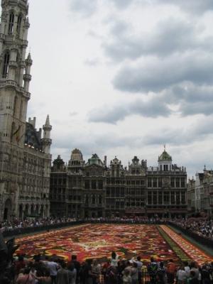 Paisagem Urbana/tapi de fleurs