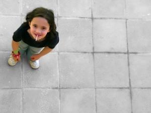 /Um pequeno sorriso do tamanho do Mundo...