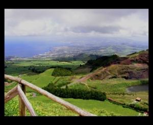 /O Norte e o Sul da ilha de S.Miguel II