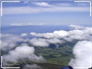 Outros/Grande vista  no pico da ilha do Pico