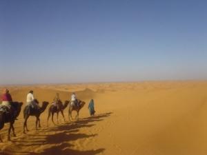 /Erg Chebbi - Marrocos