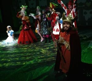 Espetáculos/Alice no País das Maravilhas