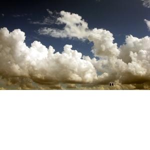 Paisagem Urbana/o caminho do céu está intermitente...