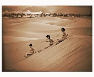 Outros/slippery sand.....