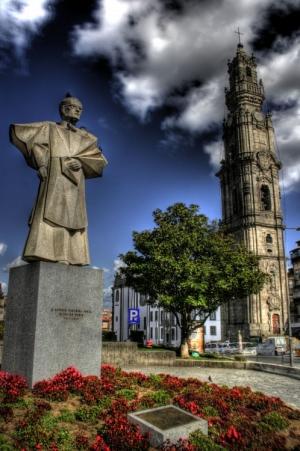 História/Torre dos clérigos