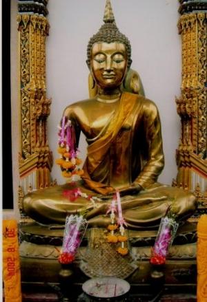 /Imagem Budista