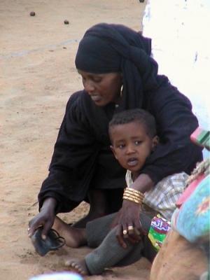 Gentes e Locais/Nubian Mary