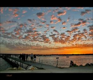 Gentes e Locais/A Ponte para os sonhos desfeitos...- Ria Formosa
