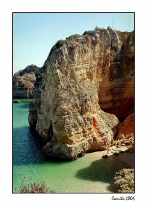 Paisagem Natural/Praia Dona Ana