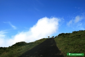 Paisagem Natural/Subida ao Pico!!
