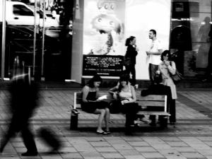 Gentes e Locais/Exiting acts