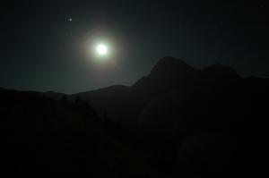 Outros/A lua, antes de se esconder atrás do gran sasso d'