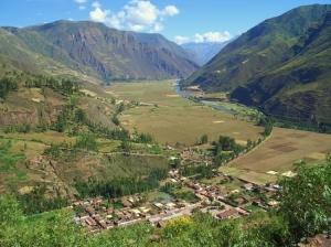 Outros/vale sagrado dos incas
