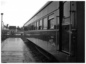 História/Antigo vagão de trem