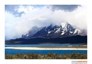 Paisagem Natural/Torres del Paine . Chile