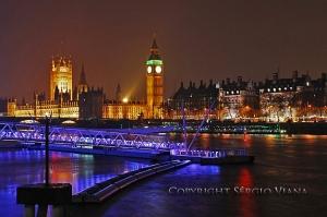 Gentes e Locais/London Calling