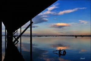 Paisagem Urbana/Os espelhos do tempo - Ria Formosa