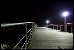 Paisagem Urbana/Uma luz no escuro...