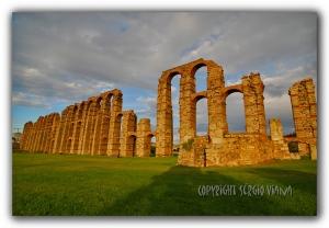 História/Aqueduto Los Milagros