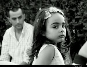 Retratos/Moça Pequena