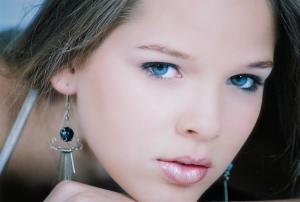 Retratos/Modelo Erika