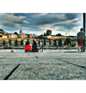 /Olhando o Douro...