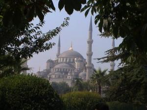 Gentes e Locais/mesquita azul
