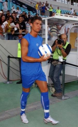 Desporto e Ação/Cristiano Ronaldo no Algarve